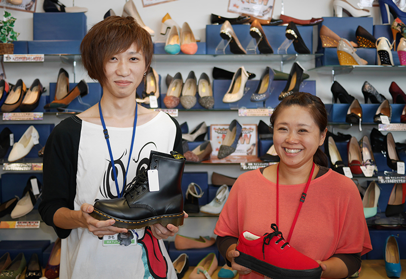 靴のまつや店舗写真01