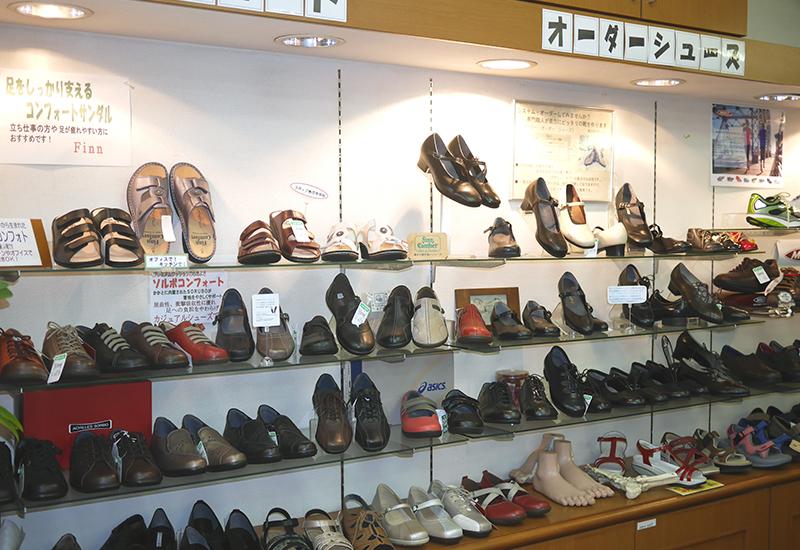 靴のまつや店舗写真05