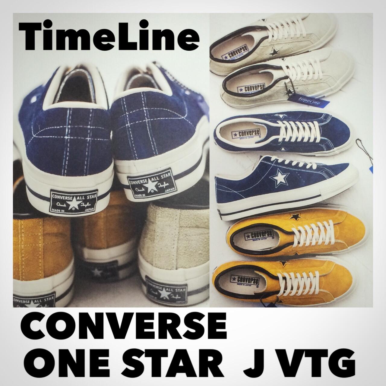 converse one star j vtg