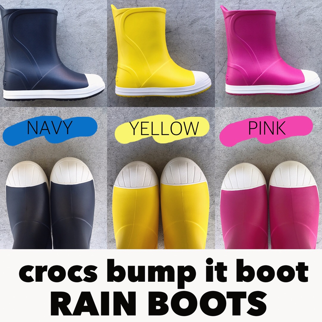 b39b8970f9ceb8 Kids Crocs Bump It Rain Boot ネイビー☆Navy Oyster 203515-43W  https   store.shopping.yahoo.co.jp kutu-matuya 3-50340.html
